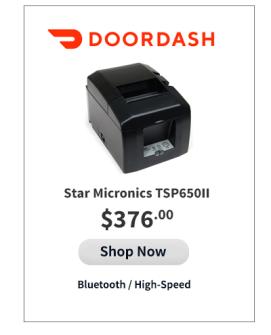 STAR MICRONICS TSP654IIIB